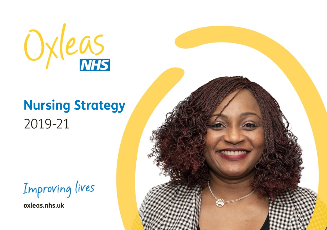 Oxleas Nursing Care Strategy