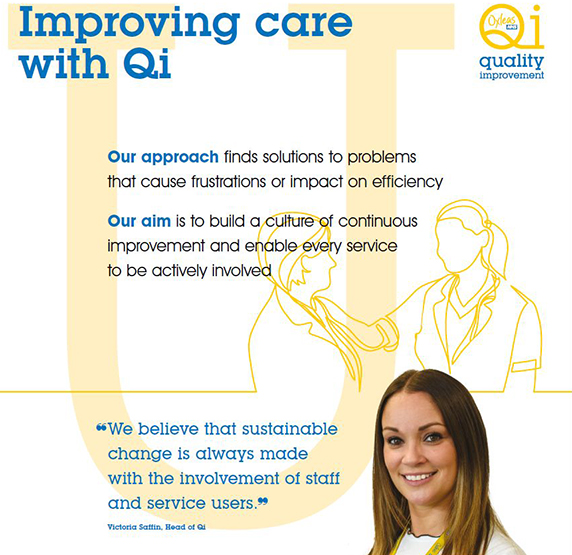 Improving Care with Qi