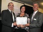Nurse of the Year 2011 - Vikki Rawlins