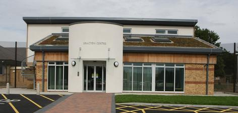 New Bracton reception