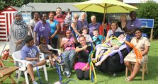 Fun in the sun at the Bluebell House Summer Party