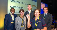 News: AMM 2015 - Flu Jab