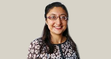 Azara Mukhtar, Interim Finance Director