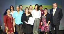 Staff Recognition Awards 2010 - Being responsive runner up: Greenwich Therapy Service