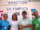 News: Bracton Centre keeps the Olympic spirit alive