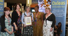 Staff Recognition Awards 2012: Learning Bronze: Bromley Care Home Project Group