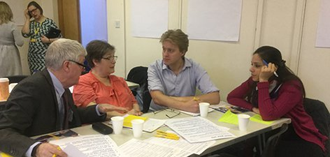 News: Bromley Members Focus Group 2016