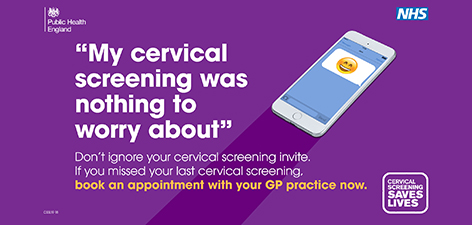 News: Cervical screening saves lives