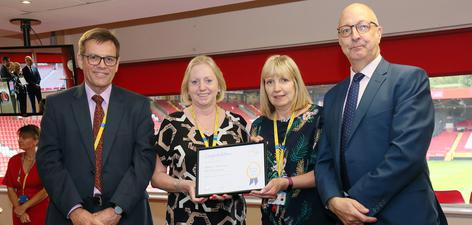 Children's Continuing Care Co-ordinators - 2019 Recognition Awards
