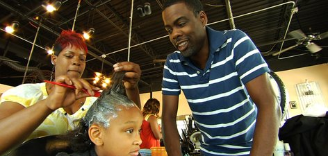 Chris Rock in 'Good Hair' which will be screened at the event