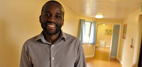 Daniel Daka, Nurse of the Year 2013