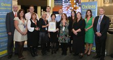 Staff Recognition Awards 2012: Partnership Bronze: Estates and Facilities