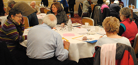 News: Members' Focus Groups dates in February