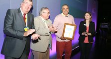 Staff Recognition Awards 2014: Hamid Ghazzali