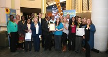 Staff Recognition Awards 2012: Safety Gold: Heath Clinic, Bracton Centre