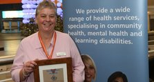 Staff Recognition Awards 2012: Excellence Bronze: Jenny Fletcher, Bexley Learning Disability Team
