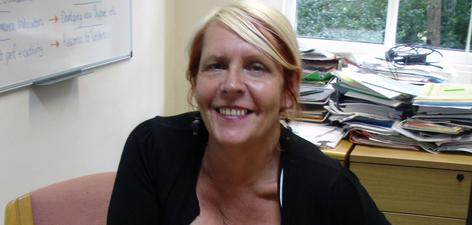 News: Kaye Jones, staff governor