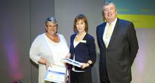 Staff Recognition Awards 2010: Learning Runners up - Shirley Barber and Pauline Boyd