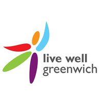 Greenwich Healthy Living Service square logo