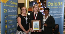 Staff Recognition Awards 2012: Learning Silver: Greenwich Lower Limb Service