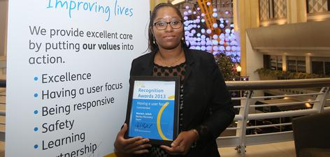 Recognition Awards 2013: Mariam Jalloh