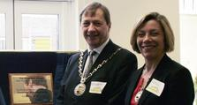 Greenwich Mayor opens The Rowntree Centre at The Memorial Hospital