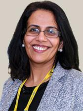 Meera Nair, Director of Workforce and Quality Improvement