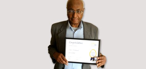 Naji Mohamed - 2018 Recognition Awards