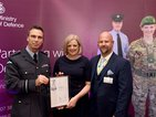 News: Armed Forces Covenant Silver Award