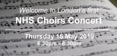 News: 1st NHS Choirs Concert