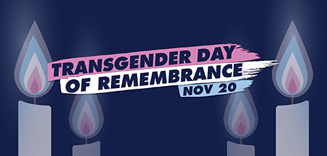 News: Transgender Day of Remembrance