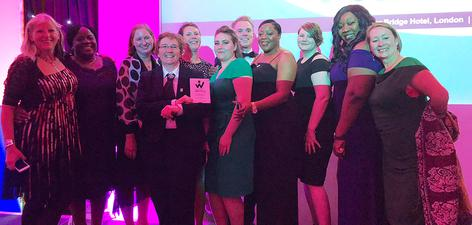 News: Nursing Times Workforce Award 2018