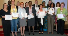 Nursing Awards 2010 - Winners and nominees