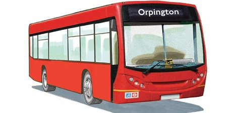 Orpington bus