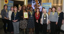 Staff Recognition Awards 2012: Being responsive Gold: Bexley District Nursing Out of Hours Service