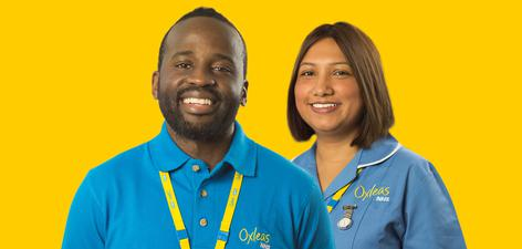 Oxleas Band 5 Nurses