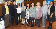 Staff Recognition Awards 2010 - Runner up: Mental Health Perinatal Service