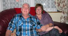 Carers experiences: Pat and Mark Forde