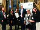 News: Perinatal mental health service wins parliamentary award