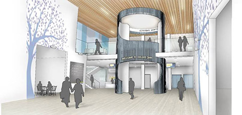 B Block artists impression