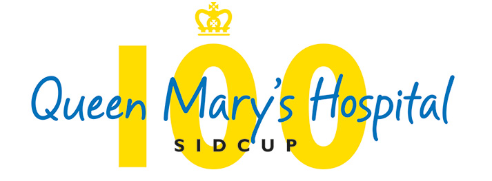 Queen Mary's Hospital Sidcup 100