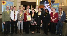 Staff Recognition Awards 2012: Learning  Gold: ResearchNet