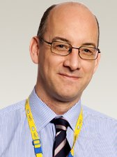 Simon Hart, Director of HR and Organisational Development