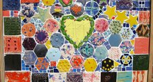 The Tapestry Bracton Centre Mosaic Project - Koestler Highly Commended Award