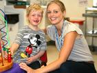 News: 2) Community children's nurses set to join us