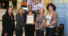 Staff Recognition Awards 2012: Safety Bronze: Greenwich Virtual Admissions Avoidance Team