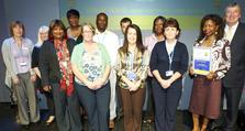 Staff Recognition Awards 2010: Being responsive - Virtual Ward at the O2