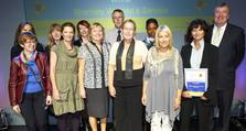 Staff Recognition Awards 2010: Partnership - Bromley Women's Service at the O2