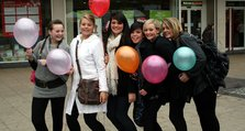 World Mental Health Day 2009 - Local students help celebrate