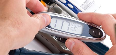 Long term conditions: Diabetes Blood Test Equipment